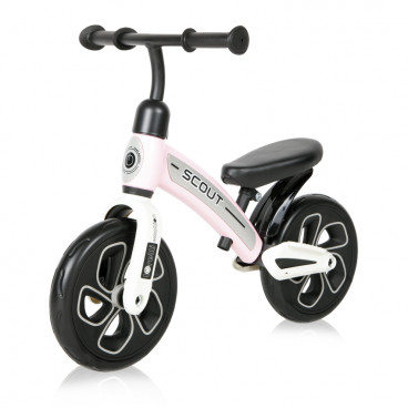 Lorelli Ποδήλατο Εκμάθησης Ισορροπίας Scout Pink 10410010022