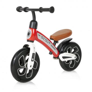 Lorelli Ποδήλατο Εκμάθησης Ισορροπίας Scout Red 10410010004
