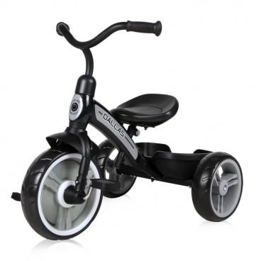 Lorelli Τρίκυκλο Ποδηλατάκι Dallas Black 10050500019