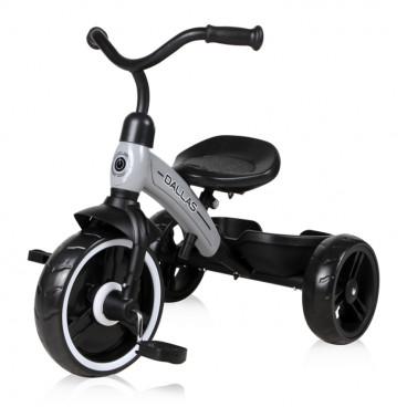 Lorelli Τρίκυκλο Ποδηλατάκι Dallas Grey 10050500005