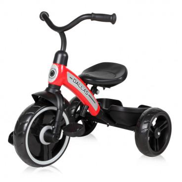 Lorelli Τρίκυκλο Ποδηλατάκι Dallas Red 10050500004