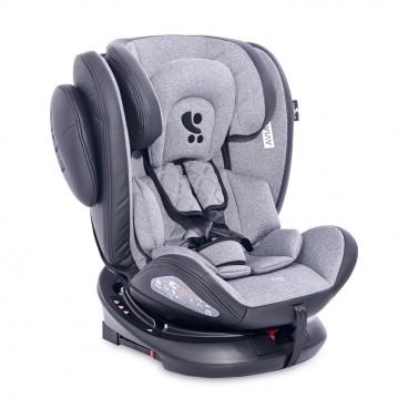 Lorelli Κάθισμα Αυτοκινήτου Aviator SPS 360° Isofix, 0-36kg Black Light Grey 10071302119