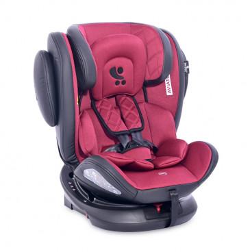 Lorelli Κάθισμα Αυτοκινήτου Aviator SPS 360° Isofix, 0-36kg Black Red 10071302167