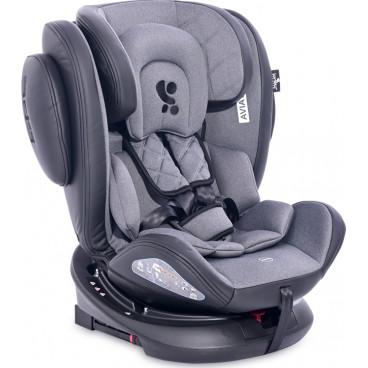 Lorelli Κάθισμα Αυτοκινήτου Aviator SPS 360° Isofix, 0-36kg Black Dark Grey 10071302118