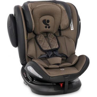 Lorelli Κάθισμα Αυτοκινήτου Aviator SPS 360° Isofix, 0-36kg Fossil Beige 10071302121