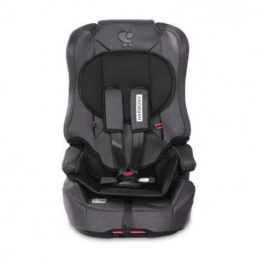 Lorelli Κάθισμα Αυτοκινήτου Harmony Isofix, 9-36kg Black 10071252106