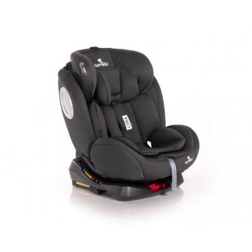 Lorelli Κάθισμα Αυτοκινήτου Lyra 360° Isofix, 0-36kg Black 10071452019