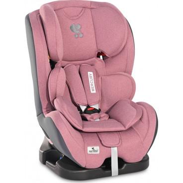Lorelli Κάθισμα Αυτοκινήτου Mercury, 0-36kg Rose And Grey 10071322114