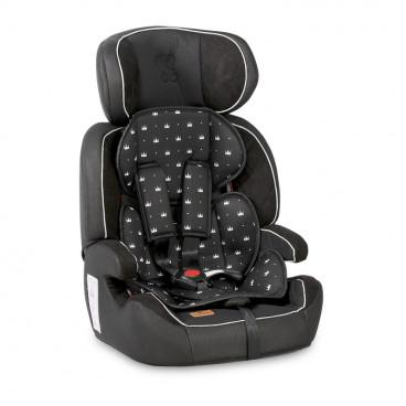 Lorelli Κάθισμα Αυτοκινήτου Navigator, 9-36kg Black Crowns 10070902013C