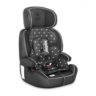 Lorelli Κάθισμα Αυτοκινήτου Navigator, 9-36kg Black Crowns 10070902105