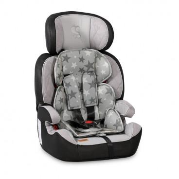 Lorelli Κάθισμα Αυτοκινήτου Navigator, 9-36kg Grey Stars 10070902015C