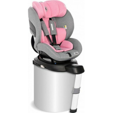 Lorelli Κάθισμα Αυτοκινήτου Proxima , i-Size 40-105cm Grey Pink 10071552106