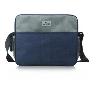 Lorelli Τσάντα Αλλαξιέρα Grey And Blue 10040080008
