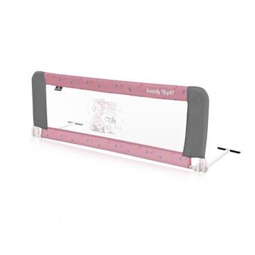 Lorelli Προστατευτική Μπάρα Κρεβατιού Safety Night Pink 10180032046
