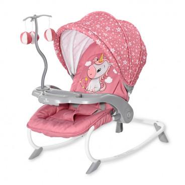 Lorelli Ρηλάξ Dream Time Rose Velvet Unicorn 10110062151