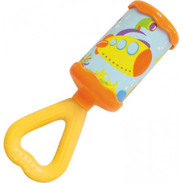 Lorelli Κουδουνίστρα Cylinder Orange 1021022