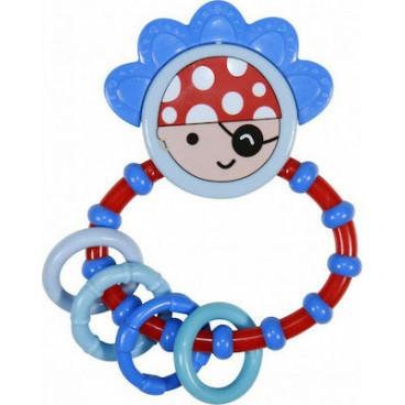 Lorelli Κουδουνίστρα Rings Pirate 1021063