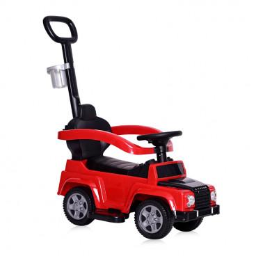 Lorelli Περπατούρα Αυτοκινητάκι X-Treme Με Χειρολαβή Red 10400060001