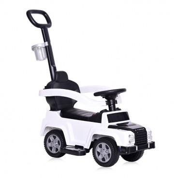 Lorelli Περπατούρα Αυτοκινητάκι X-Treme Με Χειρολαβή White 10400060002