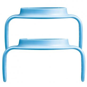 Mam Λαβές Χερουλάκια Για Ποτηράκια Hold My Cup 2Τμχ. Blue 480