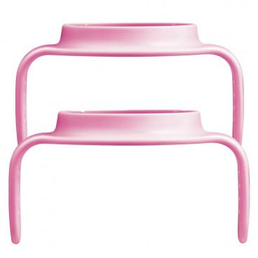 Mam Λαβές Χερουλάκια Για Ποτηράκια Hold My Cup 2Τμχ. Pink 480