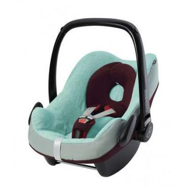 Maxi Cosi Καλοκαιρινό Κάλυμμα Καθίσματος Αυτοκινήτου Pebble Green BR73703180