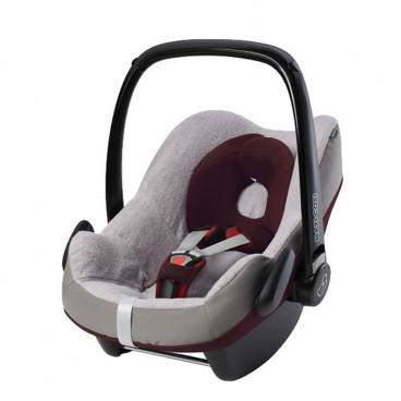 Maxi Cosi Καλοκαιρινό Κάλυμμα Καθίσματος Αυτοκινήτου Pebble Grey BR73703170