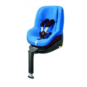 Maxi Cosi Καλοκαιρινό Κάλυμμα Καθίσματος Αυτοκινήτου 2Way Pearl Και Pearl Blue BR70147