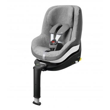 Maxi Cosi Καλοκαιρινό Κάλυμμα Καθίσματος Αυτοκινήτου 2Way Pearl Και Pearl Cool Grey BR87965