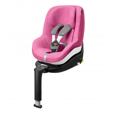 Maxi Cosi Καλοκαιρινό Κάλυμμα Καθίσματος Αυτοκινήτου 2Way Pearl Και Pearl Pink BR70148