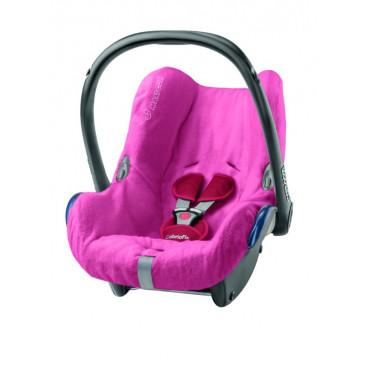 Maxi Cosi Καλοκαιρινό Κάλυμμα Καθίσματος Αυτοκινήτου Cabriofix Pink BR70139