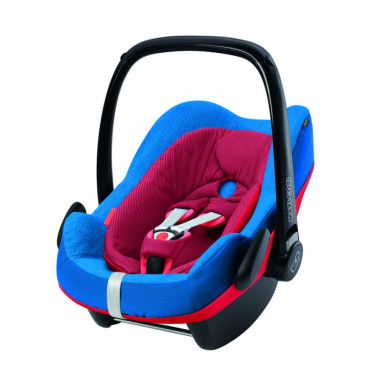 Maxi Cosi Καλοκαιρινό Κάλυμμα Καθίσματος Αυτοκινήτου Pebble Plus And Rock Blue BR72653