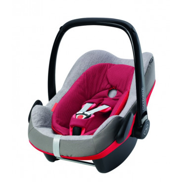 Maxi Cosi Καλοκαιρινό Κάλυμμα Καθίσματος Αυτοκινήτου Pebble Plus And Rock Cool Grey BR72654
