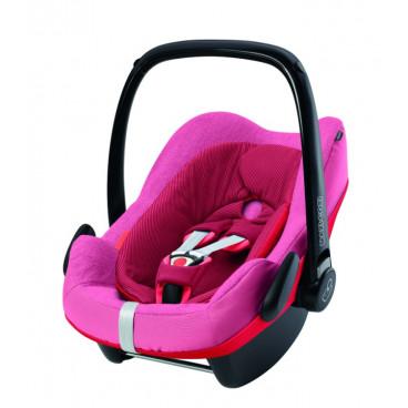 Maxi Cosi Καλοκαιρινό Κάλυμμα Καθίσματος Αυτοκινήτου Pebble Plus And Rock Pink BR72655