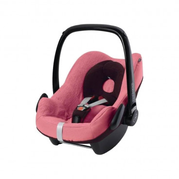 Maxi Cosi Καλοκαιρινό Κάλυμμα Καθίσματος Αυτοκινήτου Pebble Plus And Rock Pink BR70143