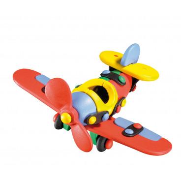 Mic O Mic Ελικοφόρο Αεροπλανάκι Μικρό MIC-089.002