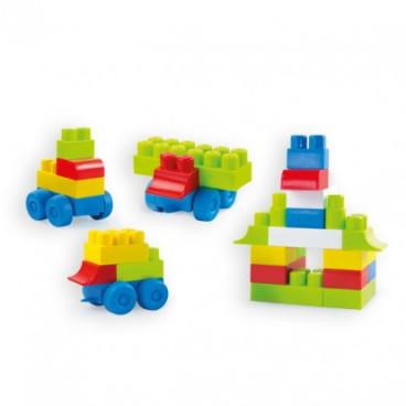 Mochtoys Maxi Blocks Τουβλάκια 39 Τμχ. Σε Κουτί 10944