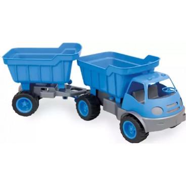 Mochtoys Φορτηγό Με Ρυμουλκούμενο 10172