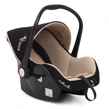 Moni Κάθισμα Αυτοκινήτου Babytravel, 0-13kg Beige 3800146237028
