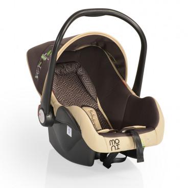Moni Κάθισμα Αυτοκινήτου Babytravel, 0-13kg Brown 3800146238452