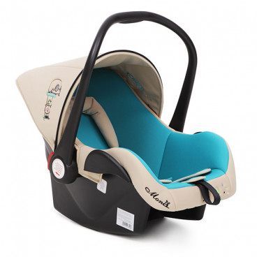 Moni Κάθισμα Αυτοκινήτου Babytravel, 0-13kg Turquoise 3800146237059
