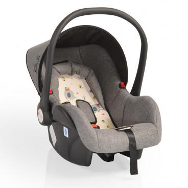 Moni Κάθισμα Αυτοκινήτου Gala, 0-13 kg Dark Grey 3800146238605