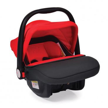 Moni Κάθισμα Αυτοκινήτου Luna, 0-13kg Red 3800146237707