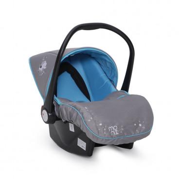 Moni Κάθισμα Αυτοκινήτου Tala, 0-13kg Blue 3800146238414