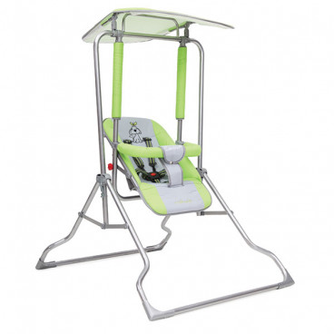 Moni Κούνια Εσωτερικού Και Εξωτερικού Χώρου Garden Cradle Comfort Green 3800146240677