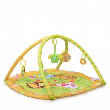 Moni Γυμναστήριο Χαλάκι Δραστηριοτήτων Happy Elephant 8065 Yellow 3800146256654