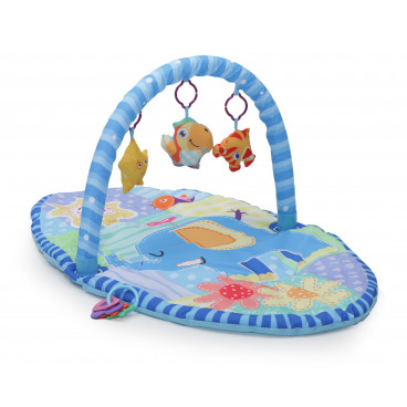Moni Γυμναστήριο Χαλάκι Δραστηριοτήτων Happy Space Blue 3800146258986
