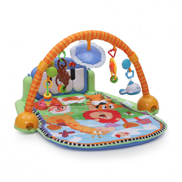 Moni Γυμναστήριο Χαλάκι Δραστηριοτήτων Piano 6689 Orange 3800146259297