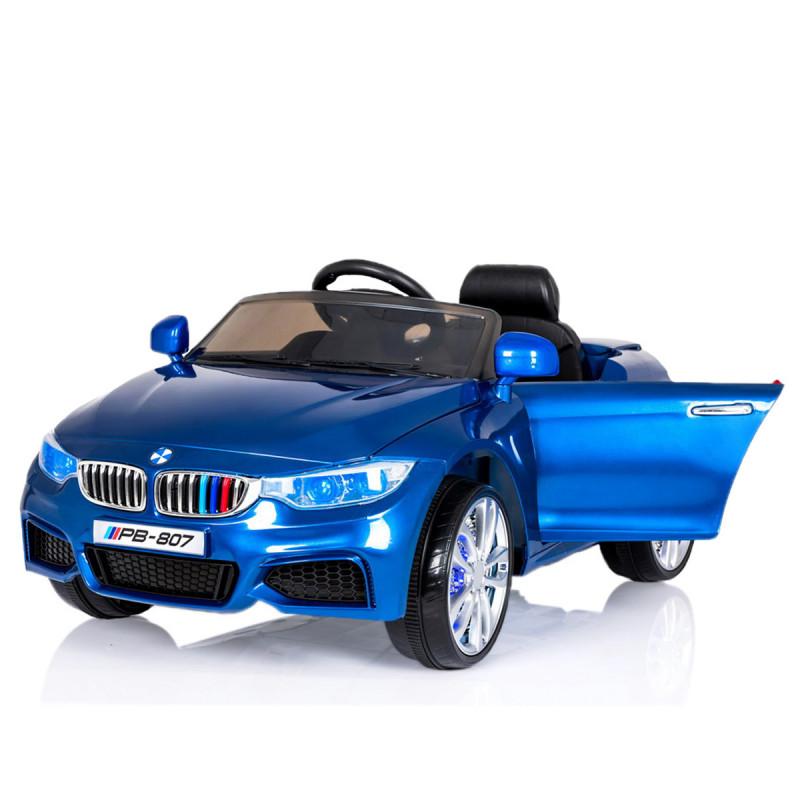 Moni Ηλεκτροκίνητο Αυτοκίνητο Athletic PB807 Blue 3800146213008