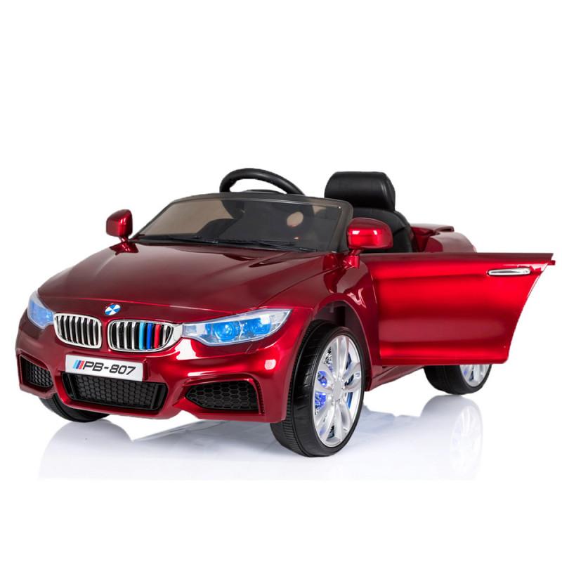 Moni Ηλεκτροκίνητο Αυτοκίνητο Athletic PB807 Red 3800146252991